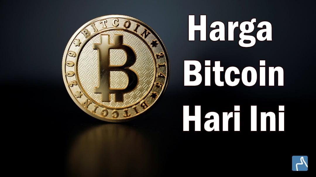 Harga Bitcoin Hari Ini - MajalahTrader.com